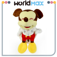 OEM Stuffed Handsome Mice In Jacket Plush Toy For Kids