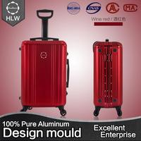 Custom luggage bags caster for suitcase