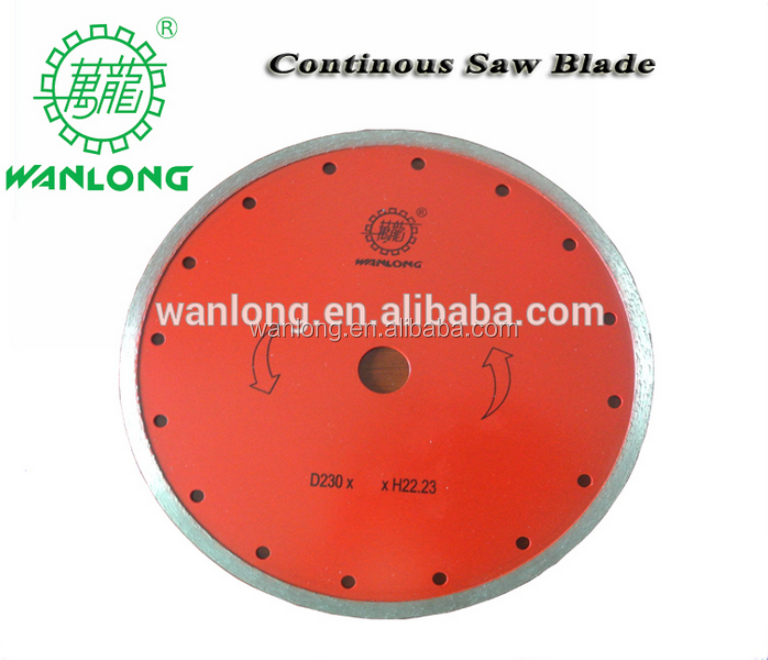 Continue wet cutting diamond saw blade for stone, granite saw blade, granite cutting blade d saw blade for stone