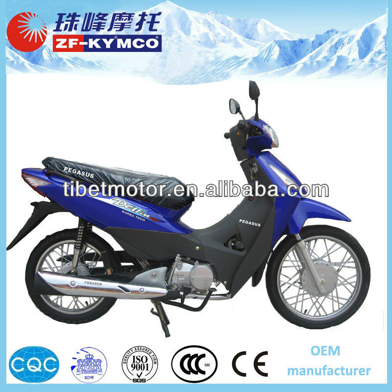 Chinese factory sale 49cc cub motorcycle ZF110V-3