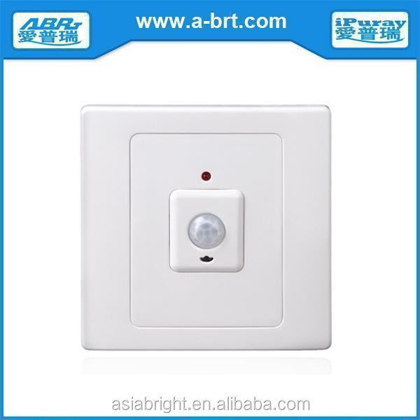 Automatic On/Off PIR Motion Sensor Switch