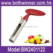 Grapes corer cherry corer ,H0T235 pineapple cutter for sale