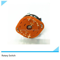 HongYu 2P3T 2Poles3 Position Band Channel Rotary Switch