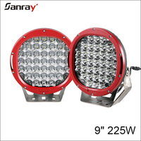 New arrival! Super bright 225w 10inch auto led driving light for offroad cars
