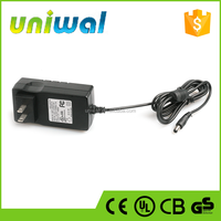 12v 3a ac dc power adapter, wall type 36w power adapters with EU, AU, US, UK plug options