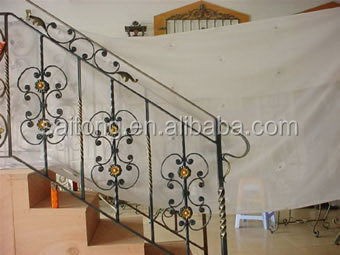 indoor stair railings pictures