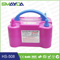 2015 ABS material electric balloon air pump for party supply balloon pump,electric balloon pump,electric balloon inflator