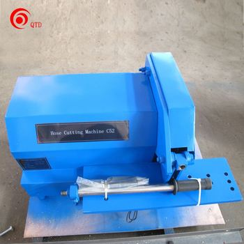 "Professional high technology hot selling 2"" high pressure rubber hydraulic hose cutting machine with lowest price"