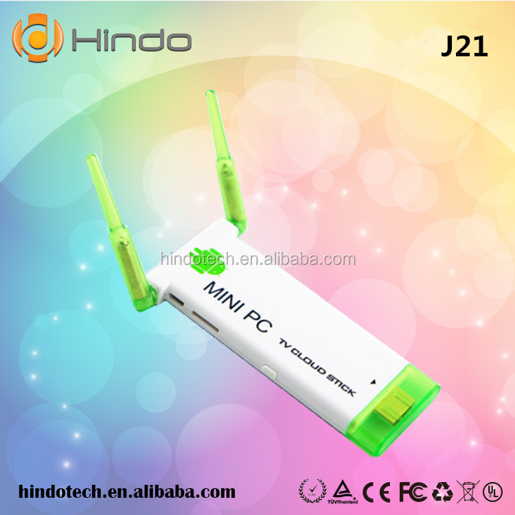 Smart android 4.2 mini pc J21 wifi RK3066 bluetooth Rock chip 1.6GHz Cortex A9 Dual core1.6GHZ TV dongle box