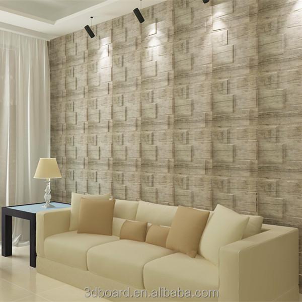 Decoracion de interiores en 3d de pared revestimiento de for Decoracion de interiores 3d