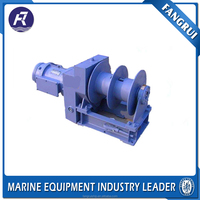 Variable Speed Cable Pulling Equipment Small Boat Sailing Winches
