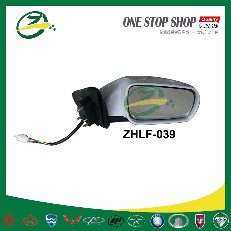 Car body parts door electric side mirror for lifan 520 L8202100 L8202200