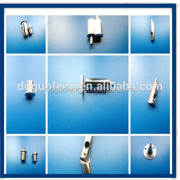Low Price Rigging <strong>Hardware</strong> ,Cable Joints End Termination Steel Hook , Metal Swaging Sleeves For Sale