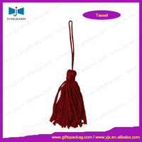 Fancy tassel fringe making supplies