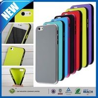 C&T High impact colorful bumpers style tpu protector case protective cover for iphone 6 plus
