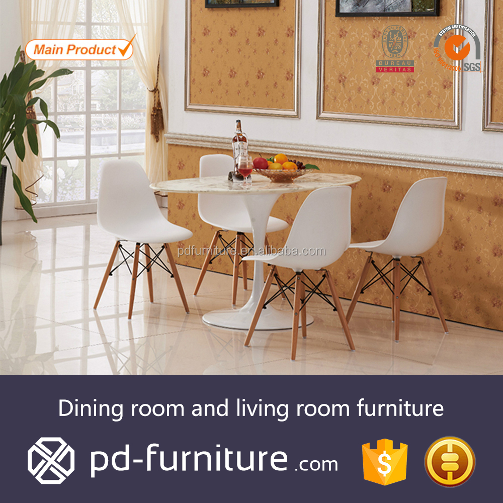 Home furniture white oval tulip table dining room tables for sale