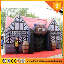 2016 Hot Outdoor inflatable Party Tent House, Inflatable Bar , Inflatable pub