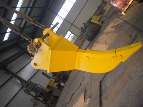 Excavator parts single teeth ripper excavator ripper for Hyundai 290