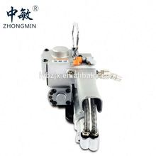 Small Portable Pneumatic Hot Melt Strap Packing Machine