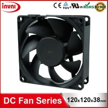 Standard SUNON Maglev 12038 120mm 120x120 Exhaust Laptop 12V DC Axial Flow Brushless Case Fan 120x120x38 mm (MEC0381V1-0000-A99)