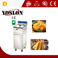 16L YEF-161VC CE RoHS electric fryer deep fryer