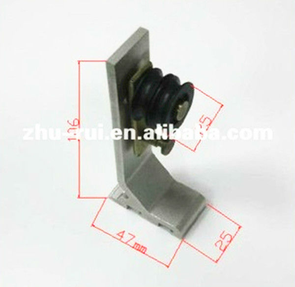 window sash aluminum pulley