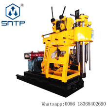 China xy 1 mini water well diesel core drilling rig machine