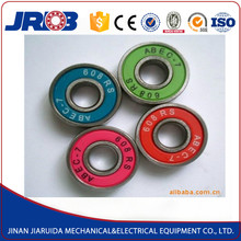 High quality skaterate skateboard bearing super reds 608 bearing