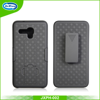 2015 High quality plastic phone case for alcatel one touch fierce xl ot xl