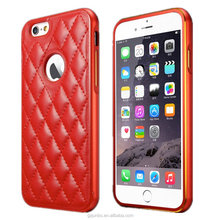 hot new products for 2016 cheaper price Two mobile phone leather case for iphone 6