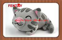 Soft cat sex cartoon toy for baby