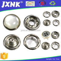 Wholesale Metal Snap Button Jewelry for baby clothes
