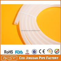 USA UK FDA Approved Food Grade & Medical Silicone Tubings, 8x12mm Flame Resistance Silicone Tube, Silicone Sealant Tube/Hose/Pip
