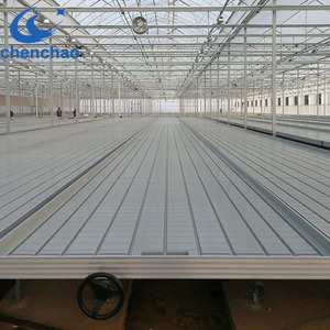 Customization ebb and flow rolling benches Hydroponic Systems