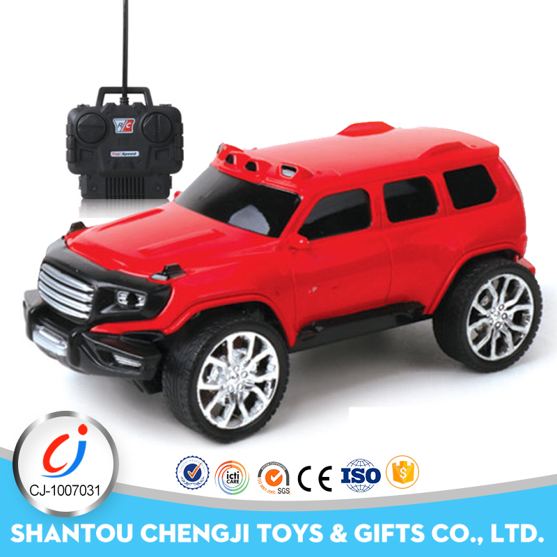 2017 new products promotional plastic 4ch toy rc military trucks for sale