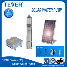 24v deep well submersible solar powered water pump