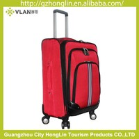 excellent luxurious luggage with removable wheels