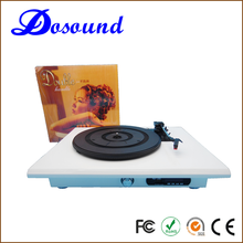 Variable gift Piano face turntable record player, gift phonograph for birthday,holiday