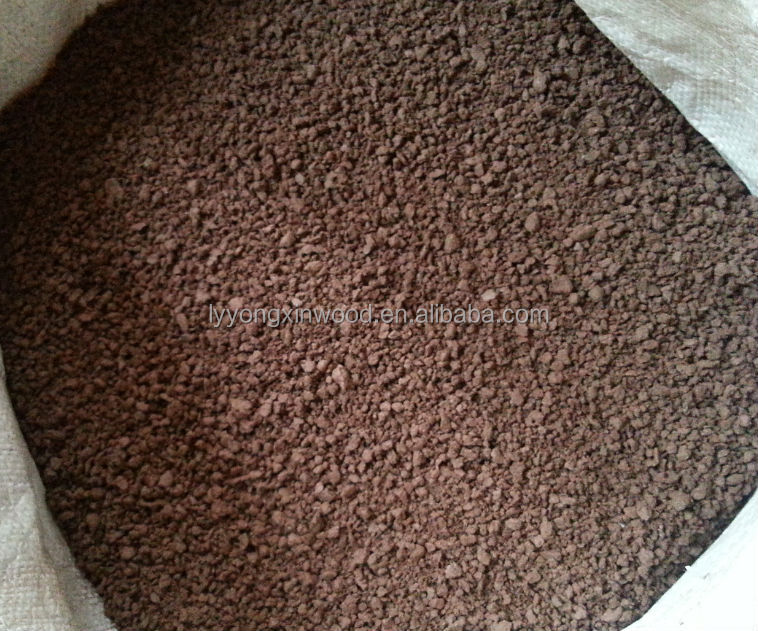 factory good quality wpc granule/pellet wpc raw material