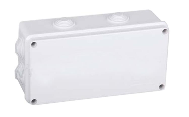 Waterproof Plastic Junction Box Electrical Enclosure Distribution Box