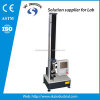 High quality touch screen plastic tensile tester