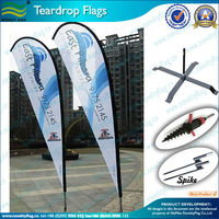 Custom Teardrop Flag (NF04F06052)