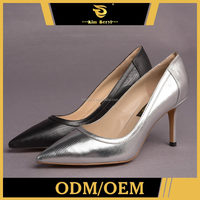 Tailored Get Your Own Designed Superior Quality Wholesaler Fashion High Heel Shoe