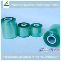 Super clear pharmaceutical pvc film