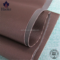 high quality 1680D pvc coating waterproof tear resistant fabric / 1680d ballistic nylon fabric