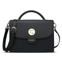 Saffiano PU Leather Factory Lady Handbag