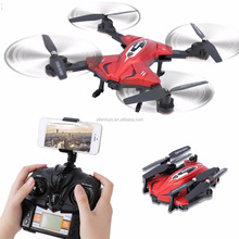 Skytech Foldable selfie Drone With Camera 720P WIFI FPV Altitude Hold 2.4G 4CH 6Axis RC Quadcopter Flight Plan TK110HW