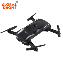 Global drone X185 GW186 Air Selfie Drone WIFI RC Foldable Quadcopter MINI remote control rc Quadcopter with camera VS JJRC H37