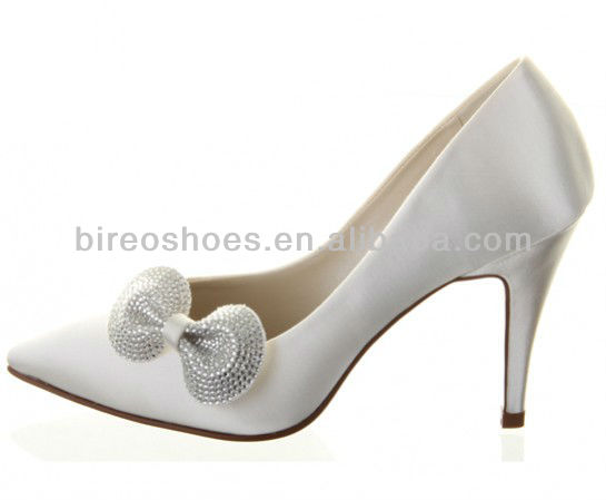 newest women weeding shoes high heel shoes 2013 ( style no. WE075)