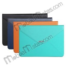 High Quality Envelope Style Rock Brand Cover For Ipad Air Leather Case with Sleep Wake
